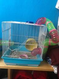 Gaiola para Hamster -