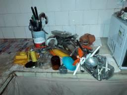 Utilidades para cozinha (lote)