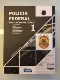 Livro AlfaCon da Policia Federal Vol 1 e 2