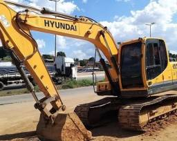 Escavadeira Hyundai R140