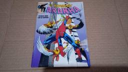 O Homem Aranha N.º 82 - Abril/1990 - Editora Abril