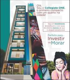 Título do anúncio: Apartamento à venda com 1 dormitórios em Vila tiradentes, São joão del rei cod:1152