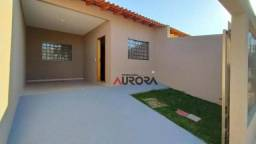 Casa com 3 dormitórios à venda, 89 m² por R$ 230.000,00 - Sabará I - Cambé/PR