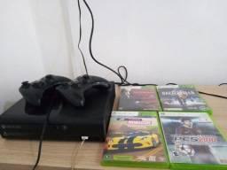 Xbox 360 travado