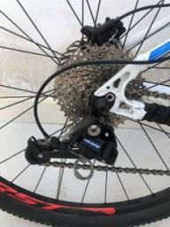 Bicicleta Mosso aro 29 semi-nova