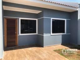 Casa geminada com 2 dormitórios a venda no Jd. Nitoroi