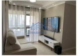 Apartamento com 2 dormitórios à venda, 65 m² por R$ 640.000 - Alphaville Empresarial - Bar