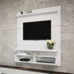 Painel Suspenso Com Bancada/ Rack / Estante / Painel para TV