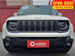 Jeep Renegade 2020 1.8 16v flex longitude 4p automático