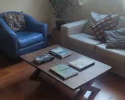 Mesa de centro madeira ETNA