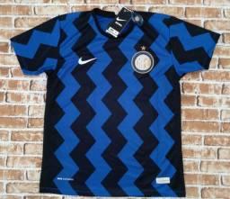 Camisas de Clubes Brasileiros e Internacionais