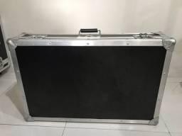 Hard Case Pedaleira/Pedalboard NOVA CASE novo!