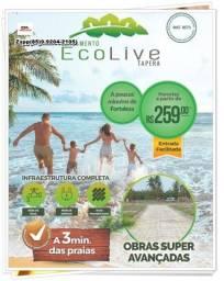 Título do anúncio: Loteamento EcoLive Tapera @!#$