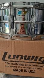 Vendo lendária caixa Ludwig série especial John Bonham NOVA !!