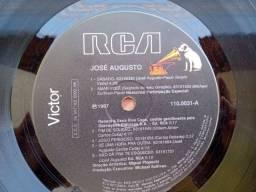 LP disco de vinil José Augusto