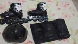 Vendo patins novos