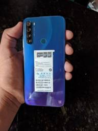 Redmi note 8 64 gb ( novo)