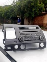 Radio original do honda civic 2007 adiante