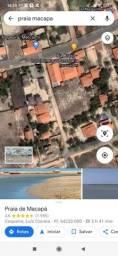 Vendo excelente terreno praia de Macapá
