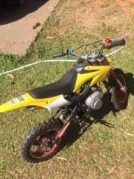 Mini moto a gasolina