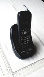 Com Defeito - Telefone Sem Fio - Marca Siemens - Modelo Gigaset Ac650 - Aproveitamento