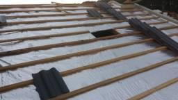 Especializado em telhados, coberturas,mão de obra e material <reformas em geral