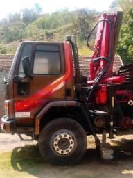 Munk Caminhão Cargo 1514 ano 86 Reduzido Truck Munk Mod.Fachini 17.000