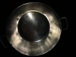 Tacho de alumínio batido 4l