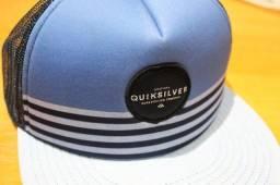 Boné Quiksilver Azul