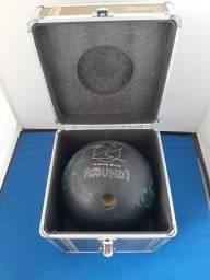 Bola de Boliche com maleta
