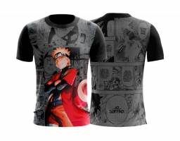 Camisa Naruto Unissex