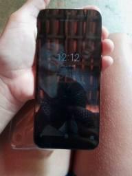 Motorola e semi novo com menos de um mês de uso