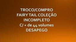 Troco/Compro fairy tail coleção incompleta