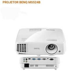 projetor benq Ms524b