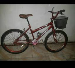 Bike flower