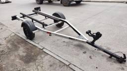Reboque jet ski aluminio