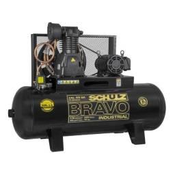 Compressor Schulz Bravo CSL 40BR/250 - l
