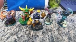 Bonecos Skylanders Swap Force