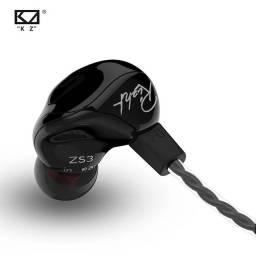 Fone Kz Zs3 + Case