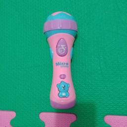 Microfone infantil