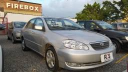 Corolla automático 2005