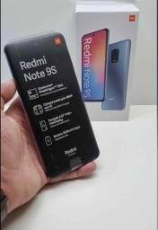 Redmi Note 9s 128GB 6GB Cinza