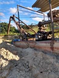 Draga para extração de Areia