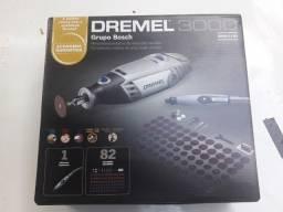 Micro Retifica Dremmel- 3000