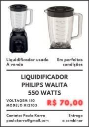 Liquidificador Philips Walita 550 Watts