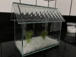 Beteira aquário 3 litros