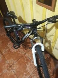 Bike feminina Totem Genius aro 26 Shimano Acera 24v