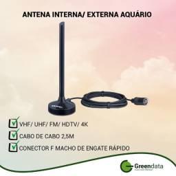 Antena Interna / Externa Aquario