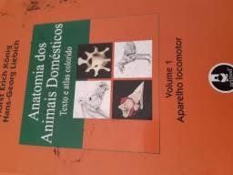 Vende se este livro Anatômica  Animal