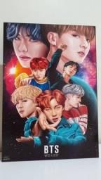 BTS Placas Decorativas